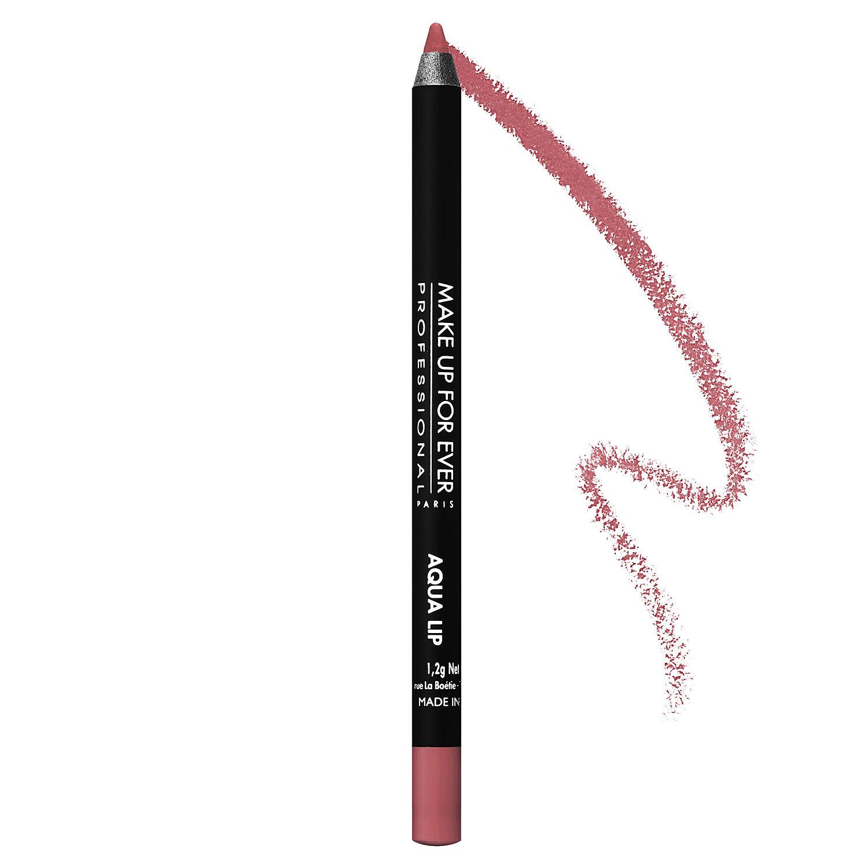 Makeup Forever Aqua Lip Muted Dusty Rose 14C