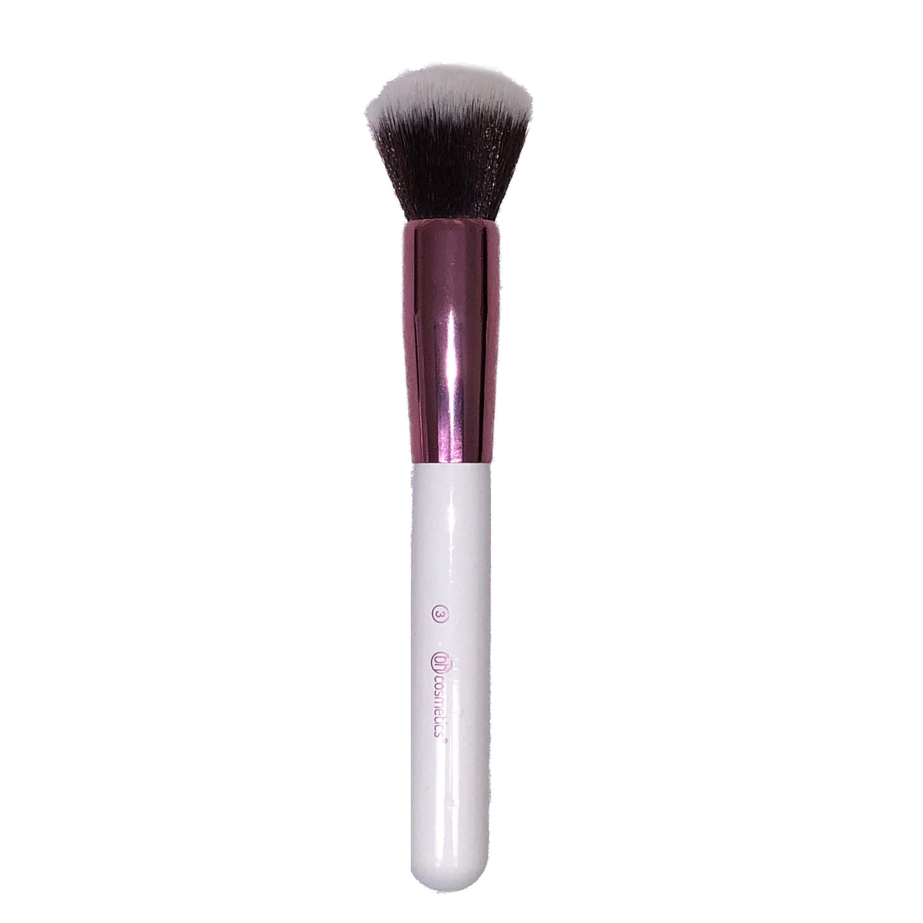 BH Cosmetics Rounded Full Face Brush White
