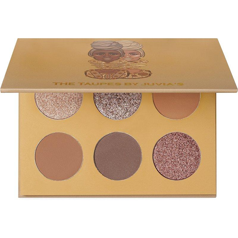 Juvia's The Taupes Eyeshadow Palette