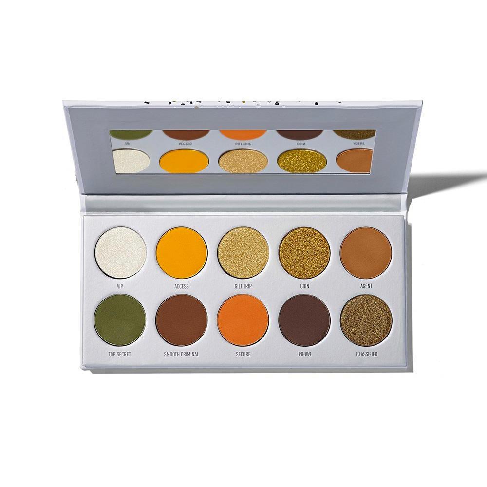 Morphe X Jaclyn Hill Vault Eyeshadow Palette Armed & Gorgeous