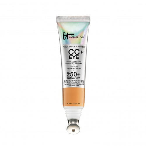 IT Cosmetics CC+ Eye Color Correcting Cream Tan