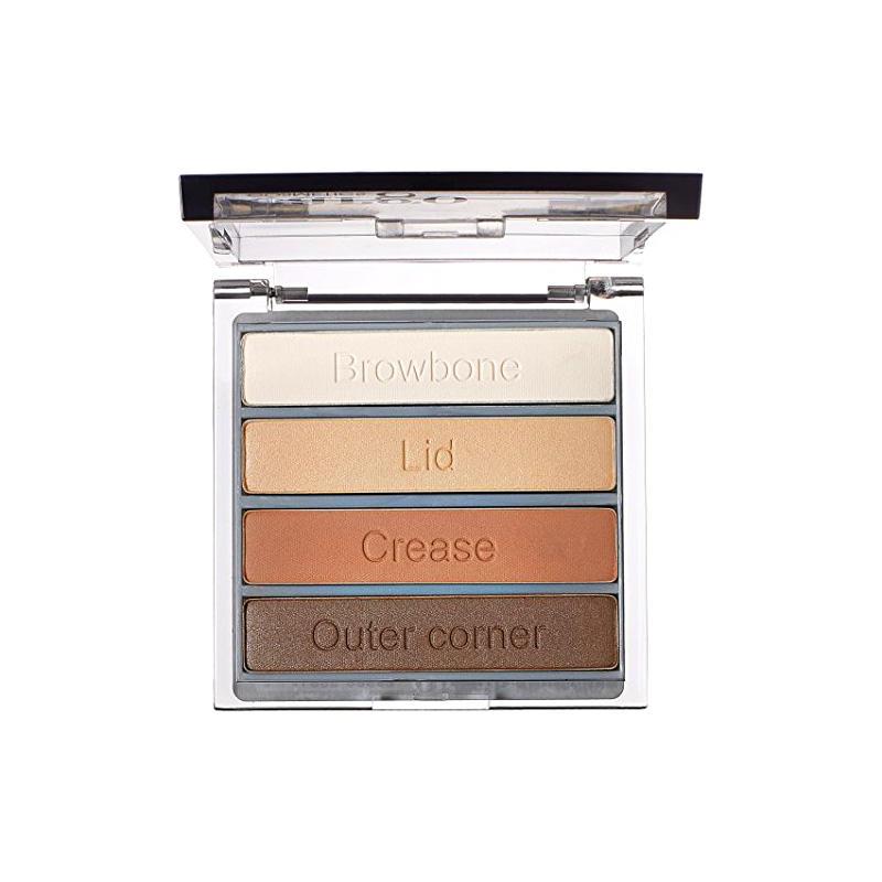 Cargo Essential Eyeshadow Palette Warm Neutral