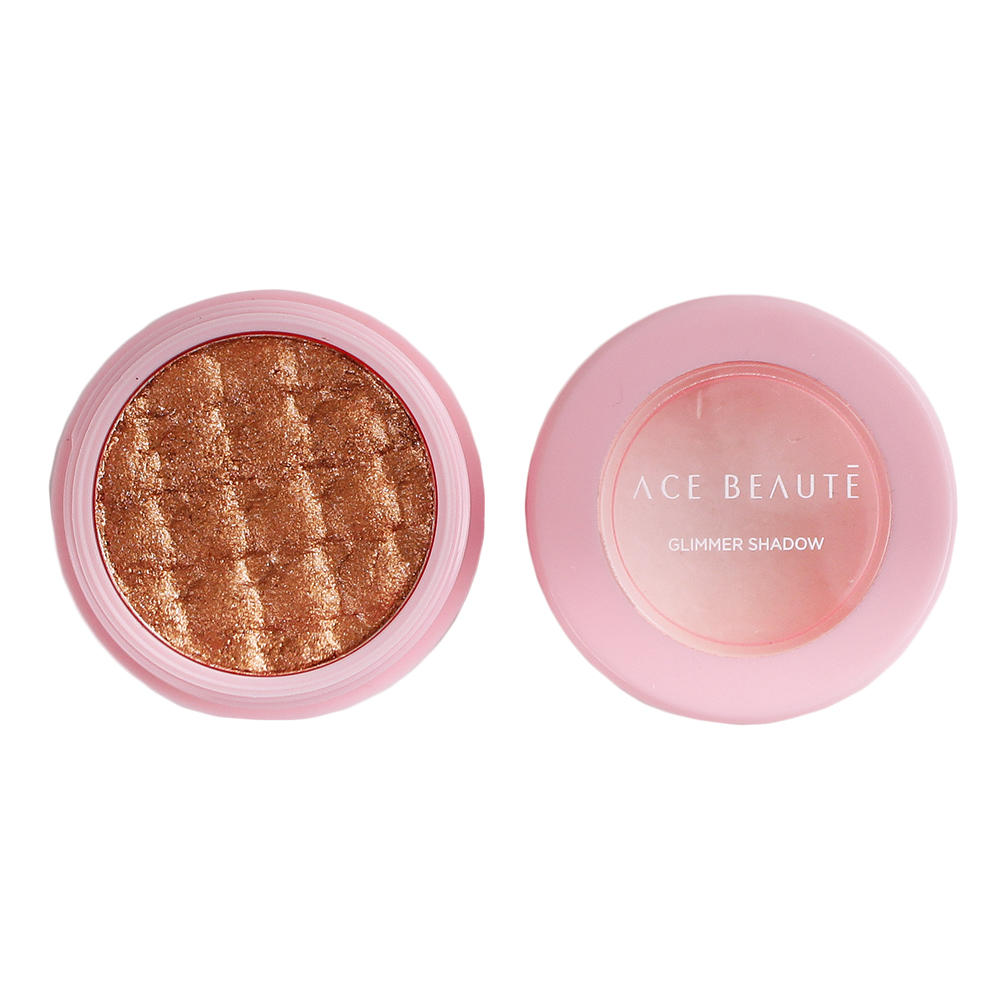 Ace Beaute Glimmer Shadow Iced Latte