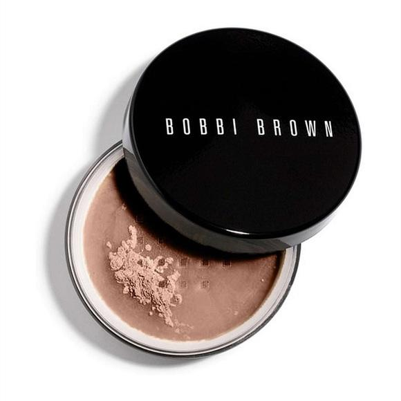 Bobbi Brown Sheer Finish Loose Powder Golden Brown 9