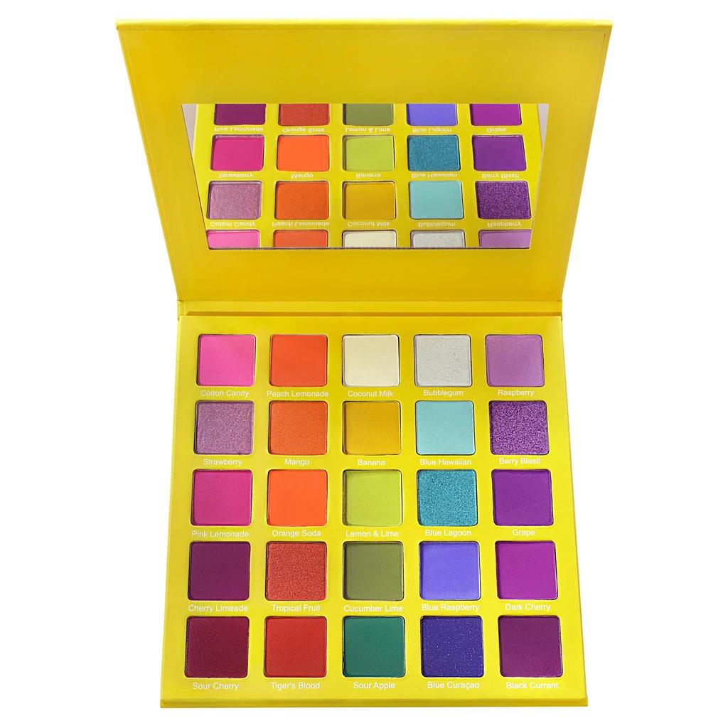 September Rose Cosmetics Slush Eyeshadow Palette