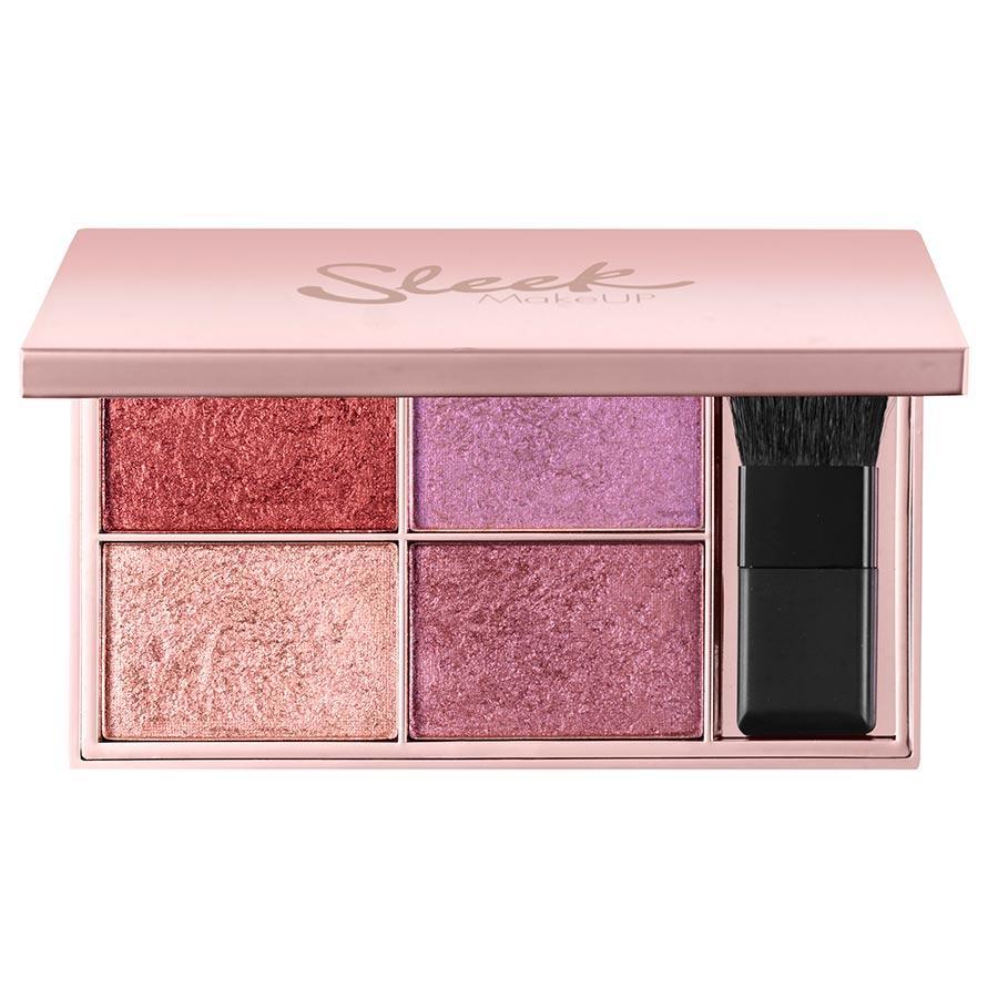 Sleek MakeUP Highlighting Palette Love Shook