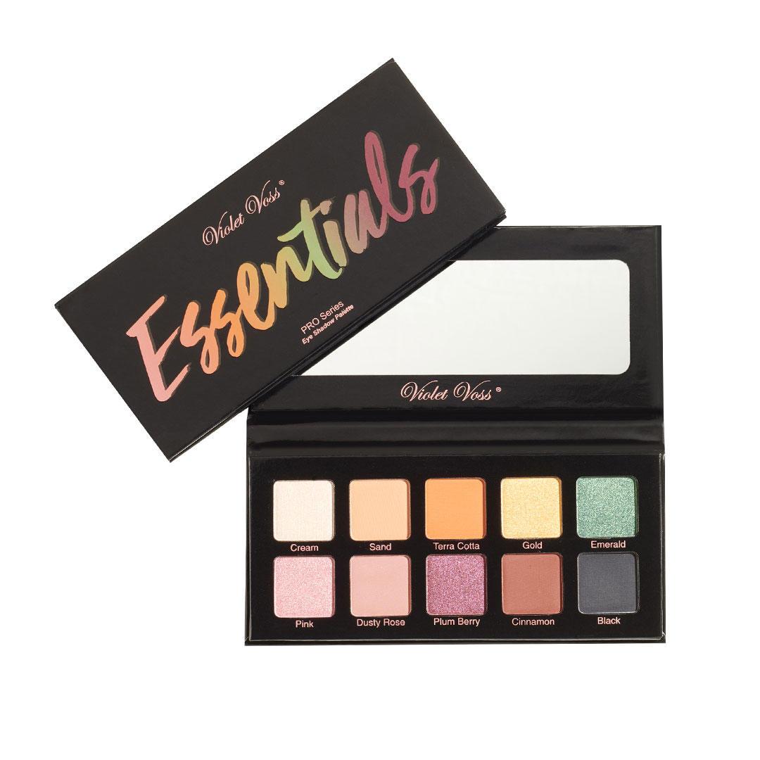 Violet Voss Essentials PRO Series Eye Shadow Palette