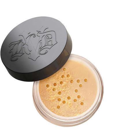 Kat Von D Lock-It Brightening Powder Golden