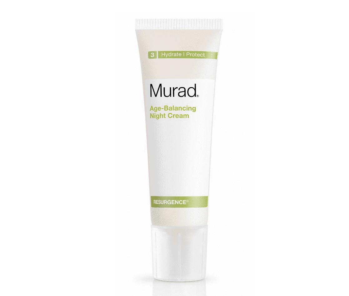 Murad Age-Balancing Night Cream Resurgence