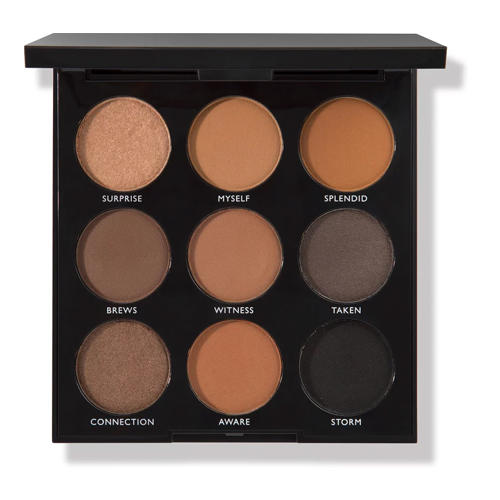 Morphe Always Golden Eyeshadow Palette 9A