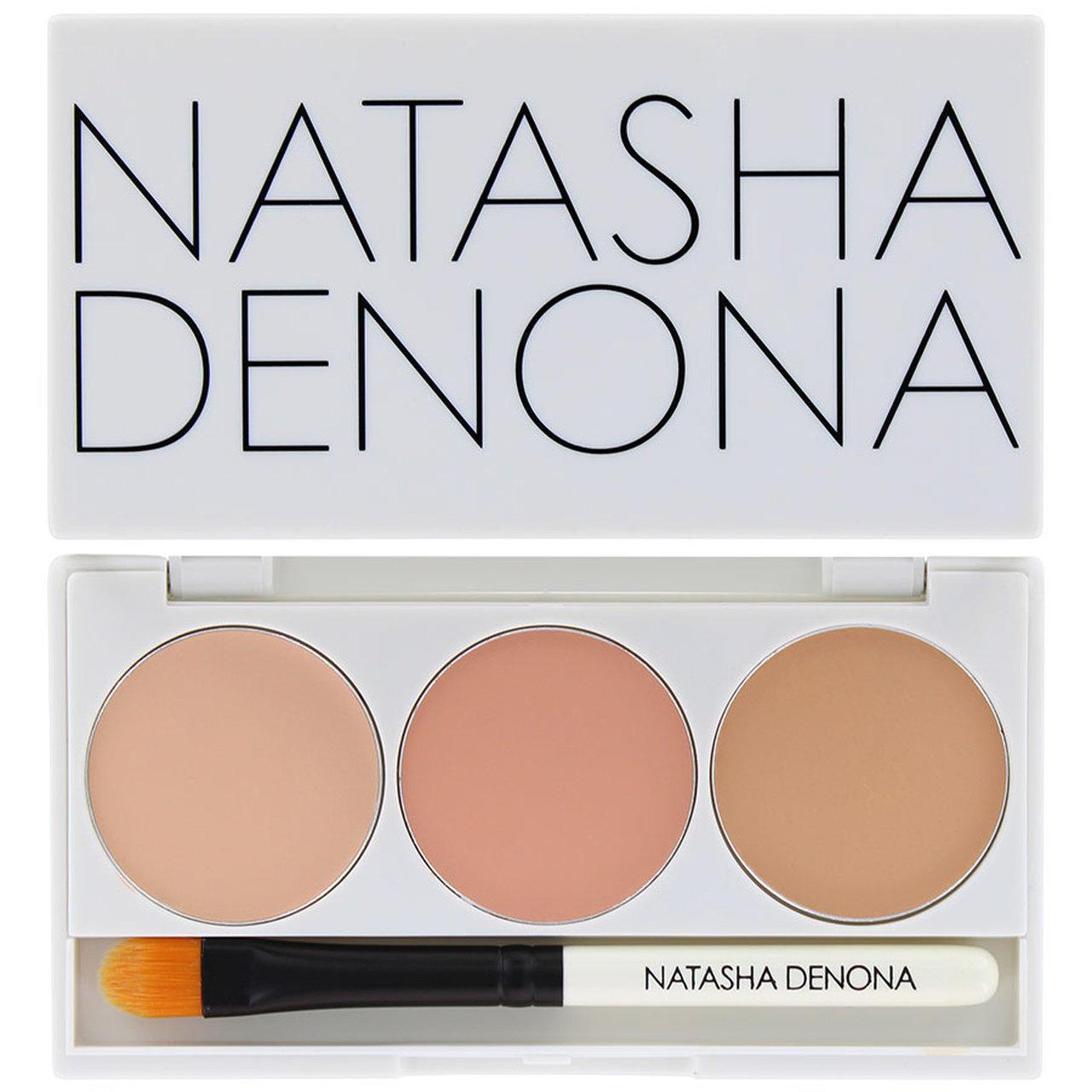 Natasha Denona On Cover Concealer Palette Light Medium 01