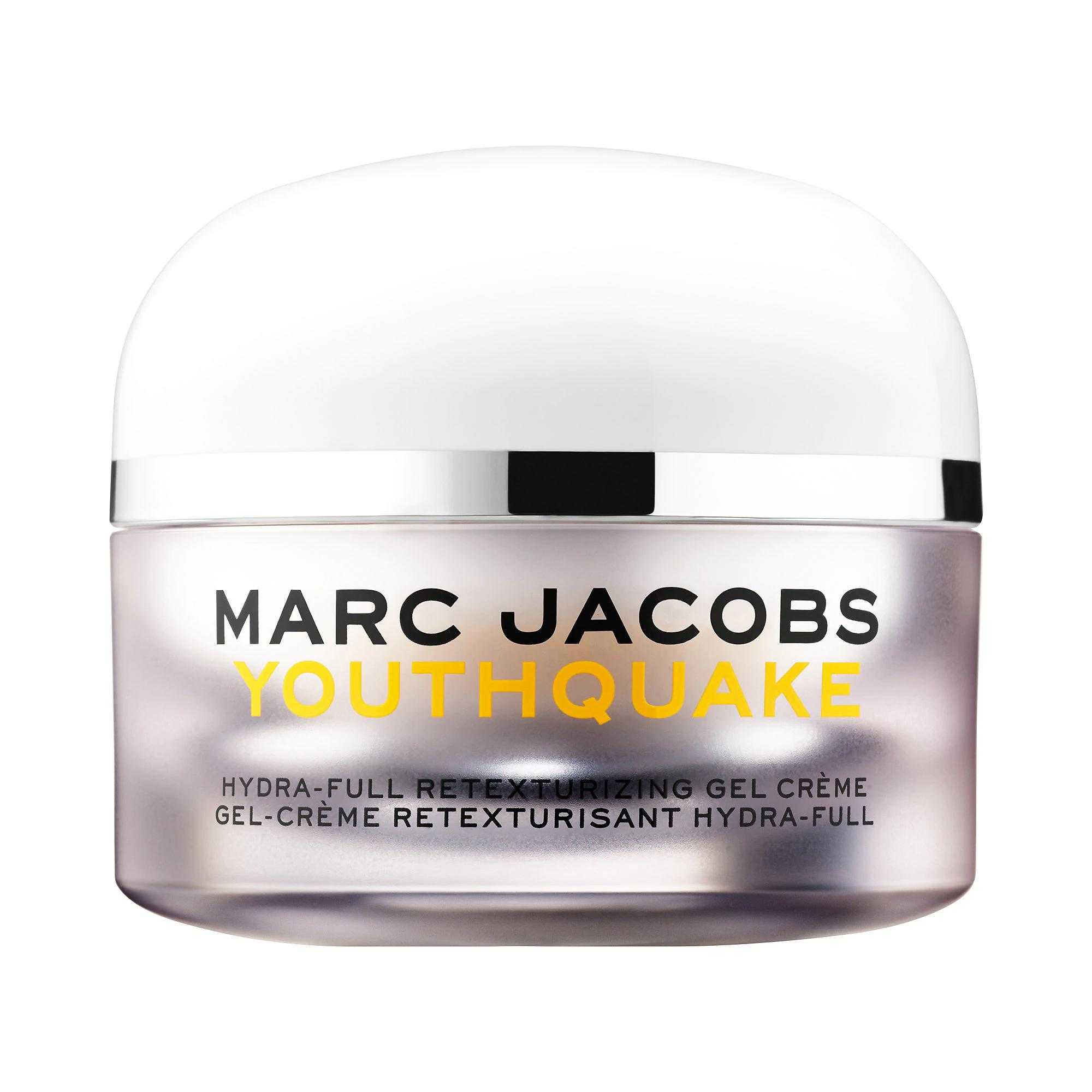 Marc Jacobs Youthquake Hydra-full Retexturizing Gel Creme Moisturizer