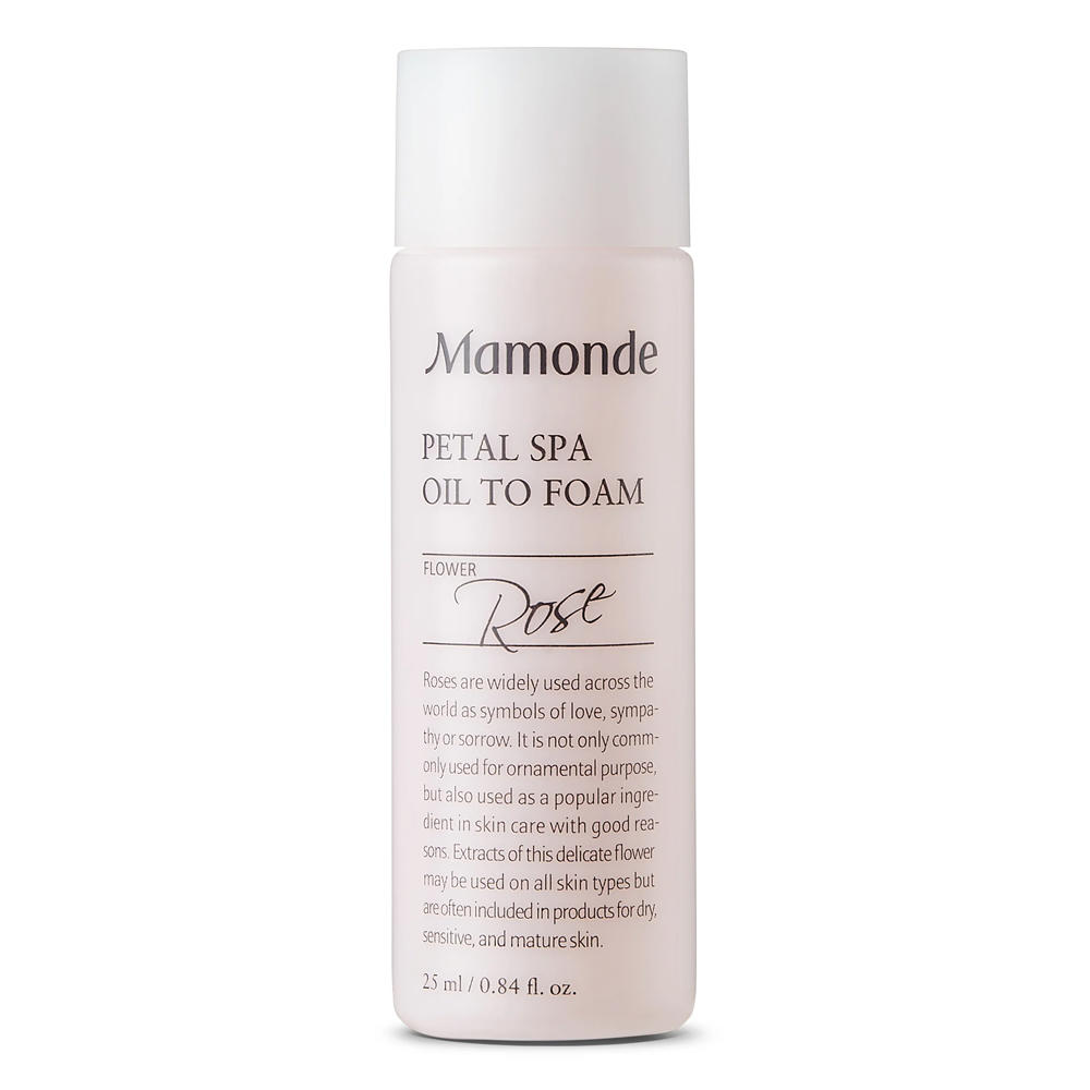 Mamonde Petal Spa Oil To Foam Cleanser Mini