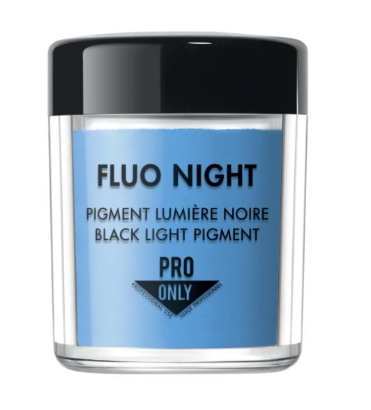 Makeup Forever FLUO NIGHT Black Light Pigment 32 Blue