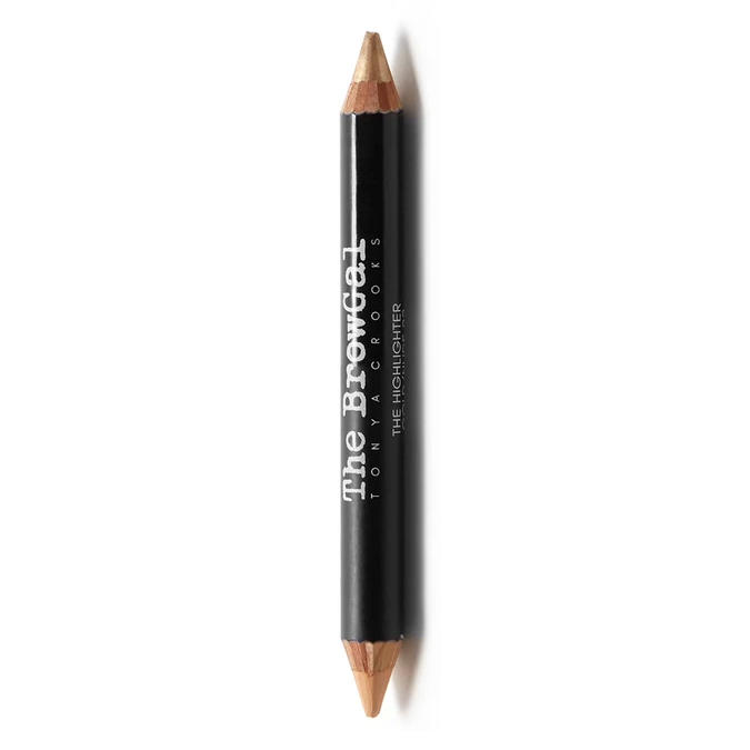 The BrowGal Highlighter Pencil Gold/Nude