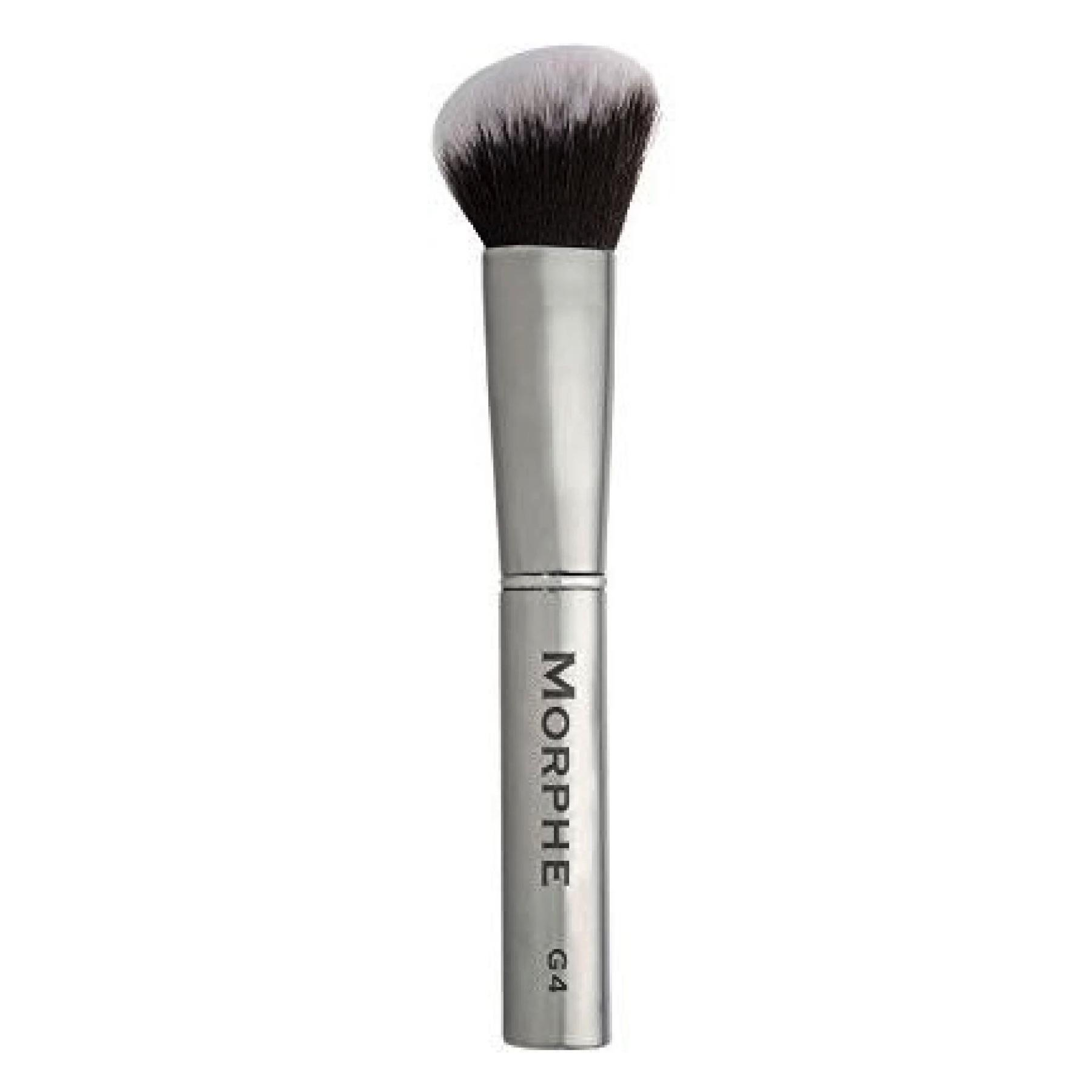 Morphe Angle Blush Brush G4 Gunmetal Collection