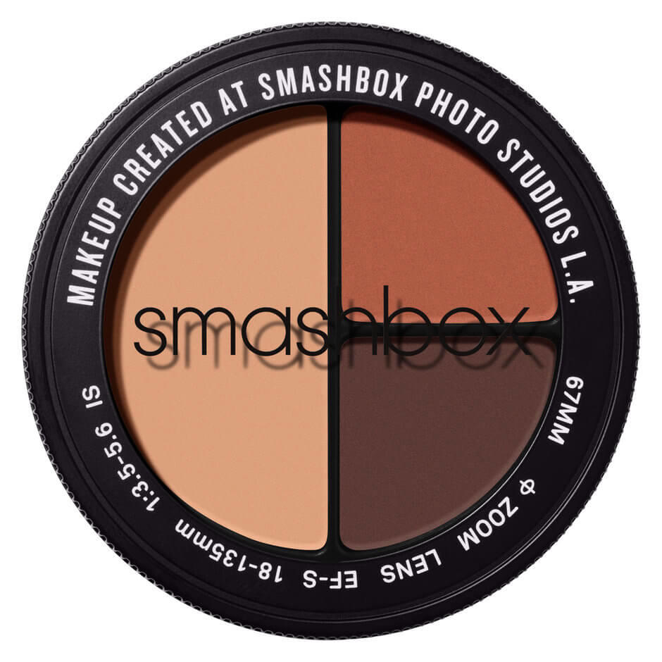 Smashbox Photo Edit Eye Shadow Trio Nudie Pic: Deep