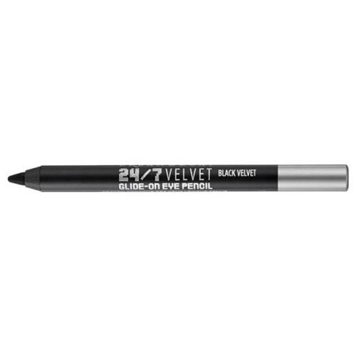 Urban Decay 24/7 Velvet Glide-On Eye Pencil Black Velvet Mini 0.8g