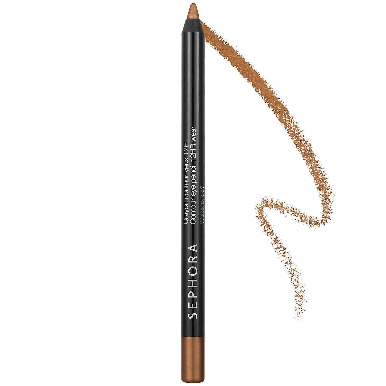 Sephora Contour Eye Pencil 12hr Wear Waterproof Sun Tan 08