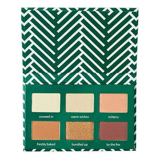 Tarte Home For The Holidays Eyeshadow Palette