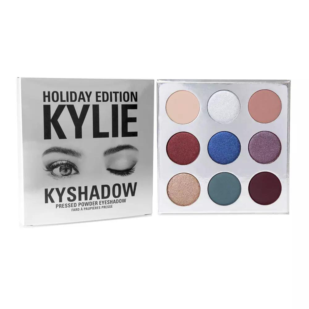 2nd Chance Kylie Kyshadow Pressed Eyeshadow The Holiday Palette