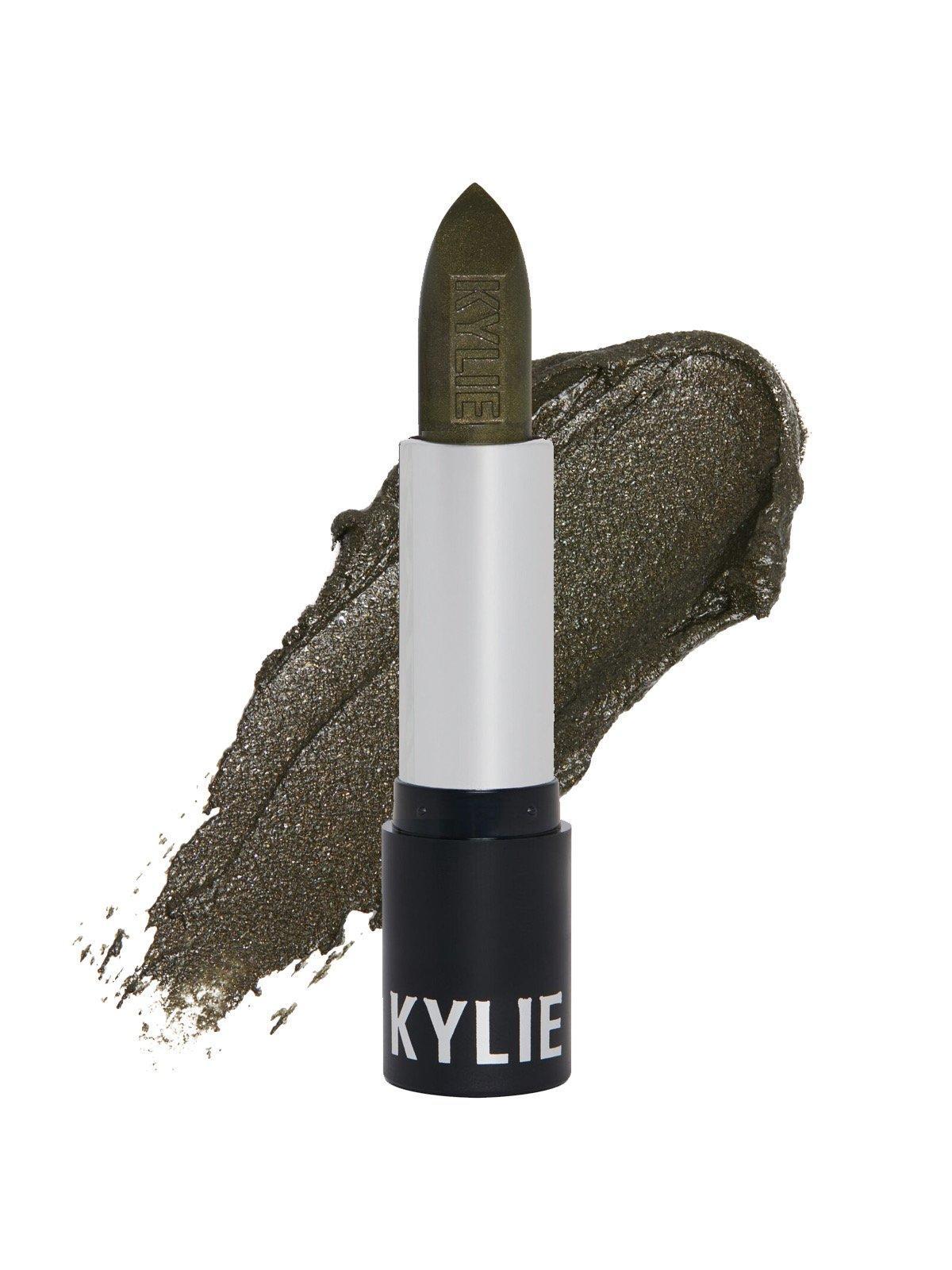 Kylie Metallic Lipstick Monster (gunmetal)