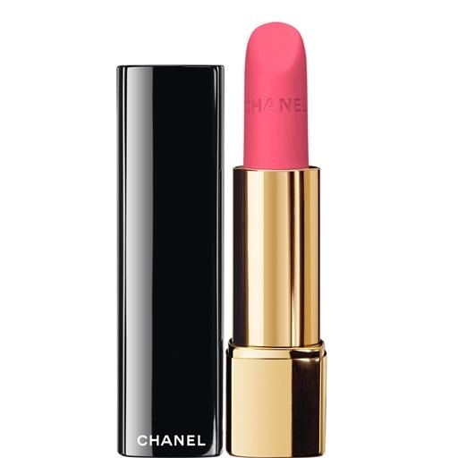 Chanel Rouge Allure Velvet Intense Long-Wear Lipstick L'Eclatante 42