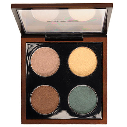 MAC Eyeshadow Quad Temperature Rising Collection Bare My Soul