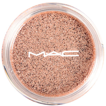 MAC Crushed Metallic Pigment Tenderly Warm Collection Darling Coquette