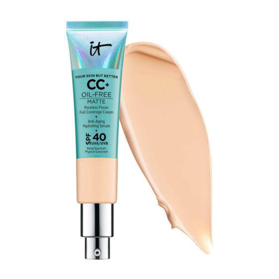 It Cosmetics Your Skin But Better CC+ Cream Oil-Free Matte Light