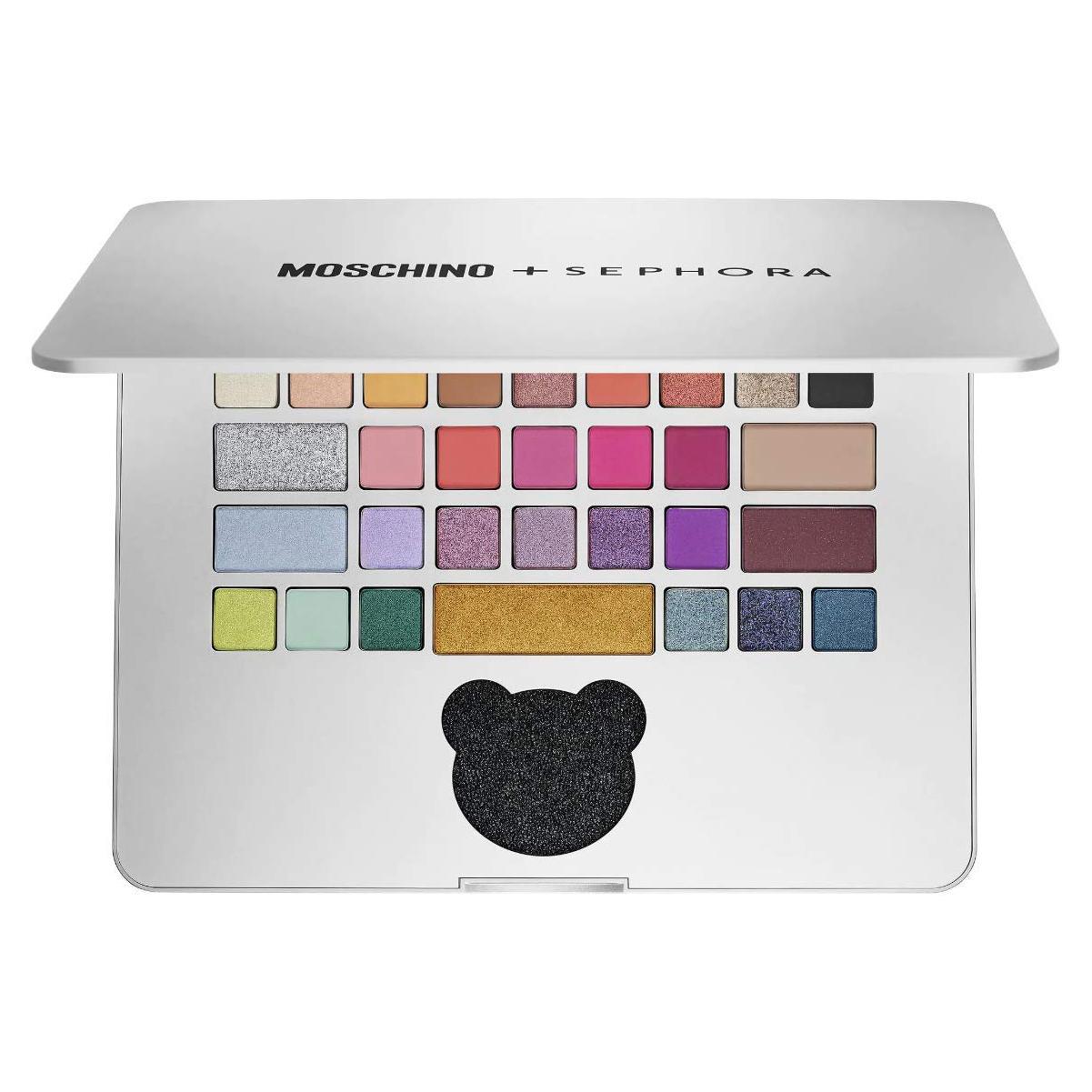 Sephora + Moschino Laptop Palette