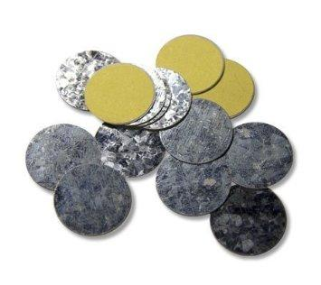 Z-Palette 30 Pc. Round Metal Stickers