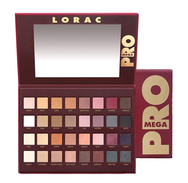 LORAC PRO Mega Eyeshadow Palette