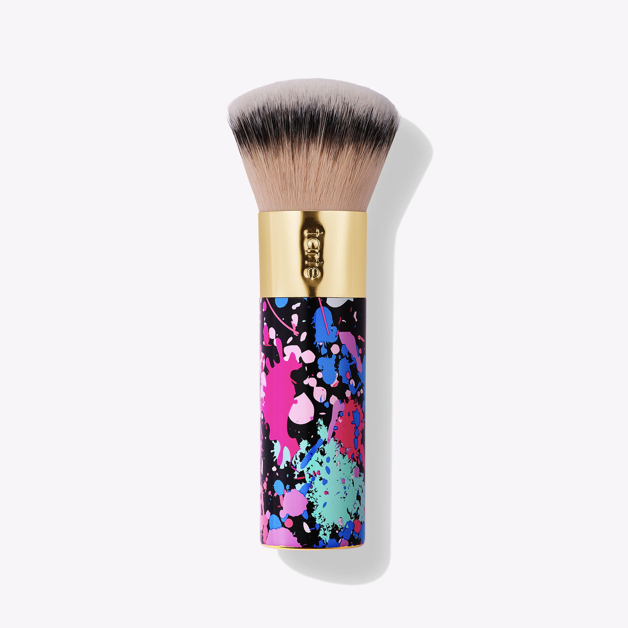 Tarte The Buffer Airbrush Finish Foundation Brush Paint Collection