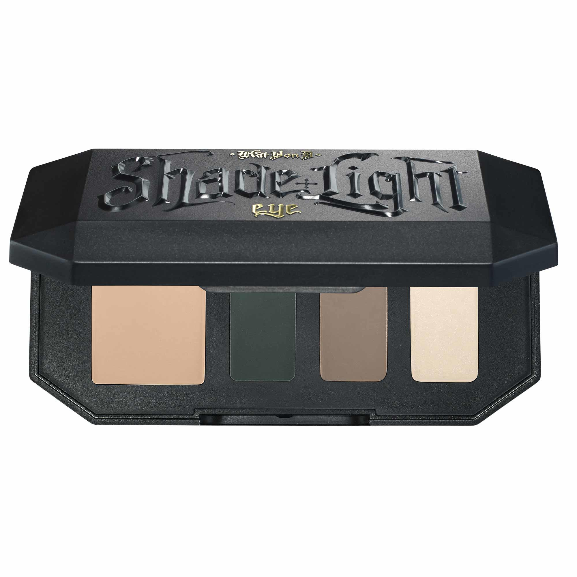 Kat Von D Shade + Light Eye Contour Quads Sage