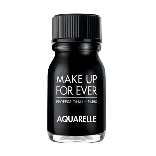 Makeup Forever Face & Body Liquid Color Aquarelle 301 Black