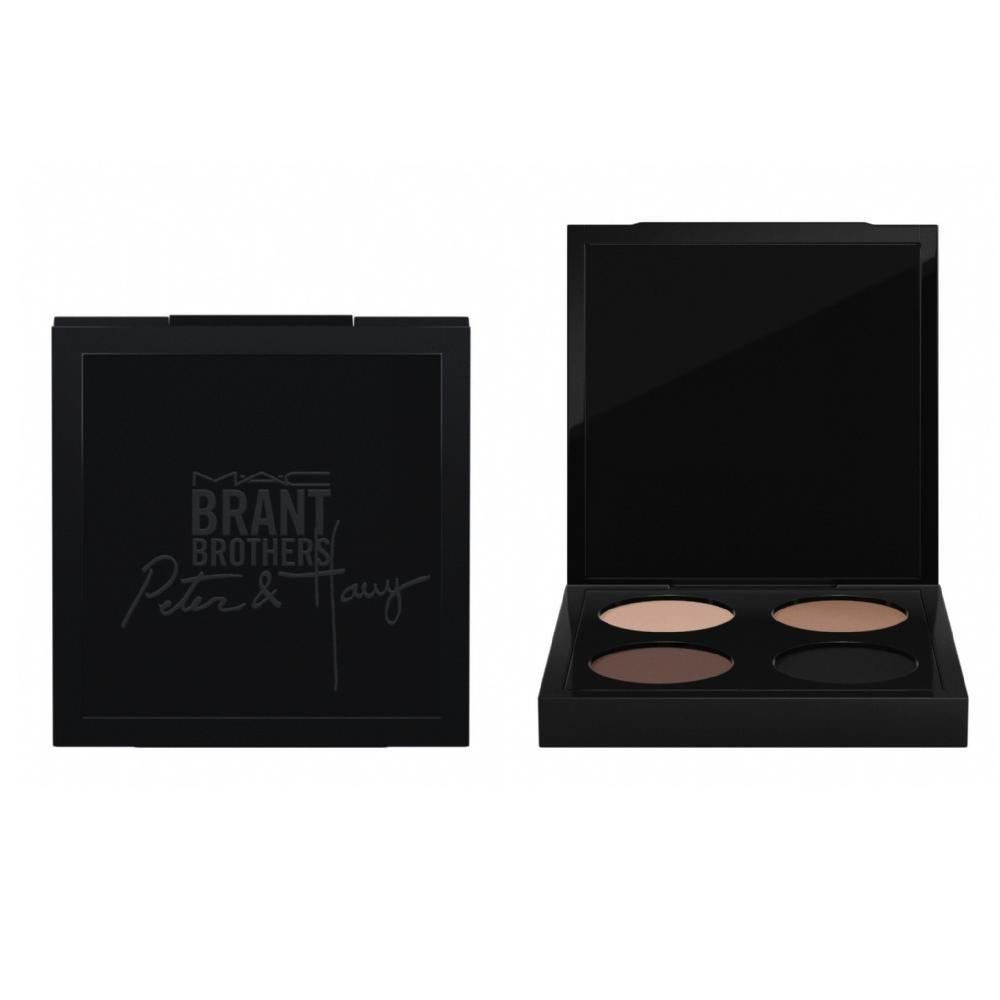 MAC Eye Palette 4 Pillars Brant Brothers Collection