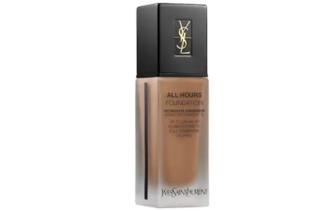 YSL All Hours Full Coverage Matte Foundation Chocolate B80