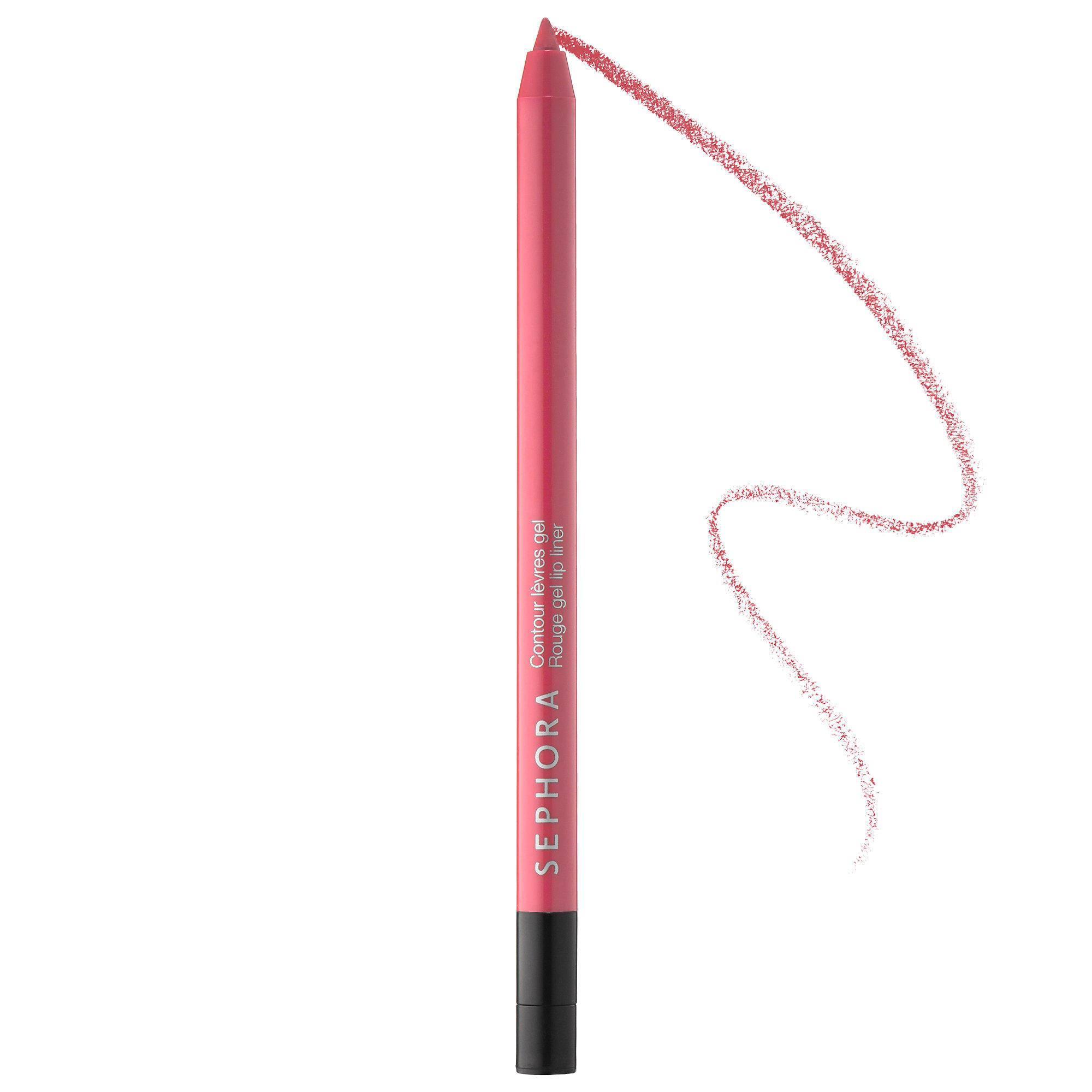 Sephora Rouge Gel Lip Liner Cashmere Pink 08