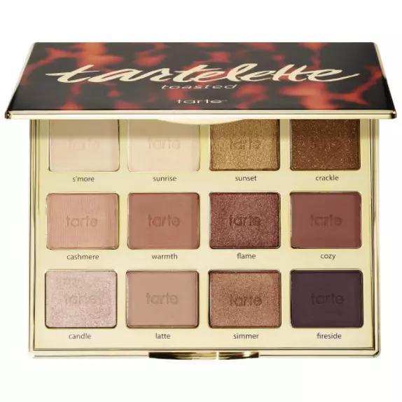 2nd Chance Tarte Tartelette Toasted Eyeshadow Palette