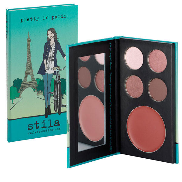 Stila Collectible Travel Palette Pretty in Paris  2