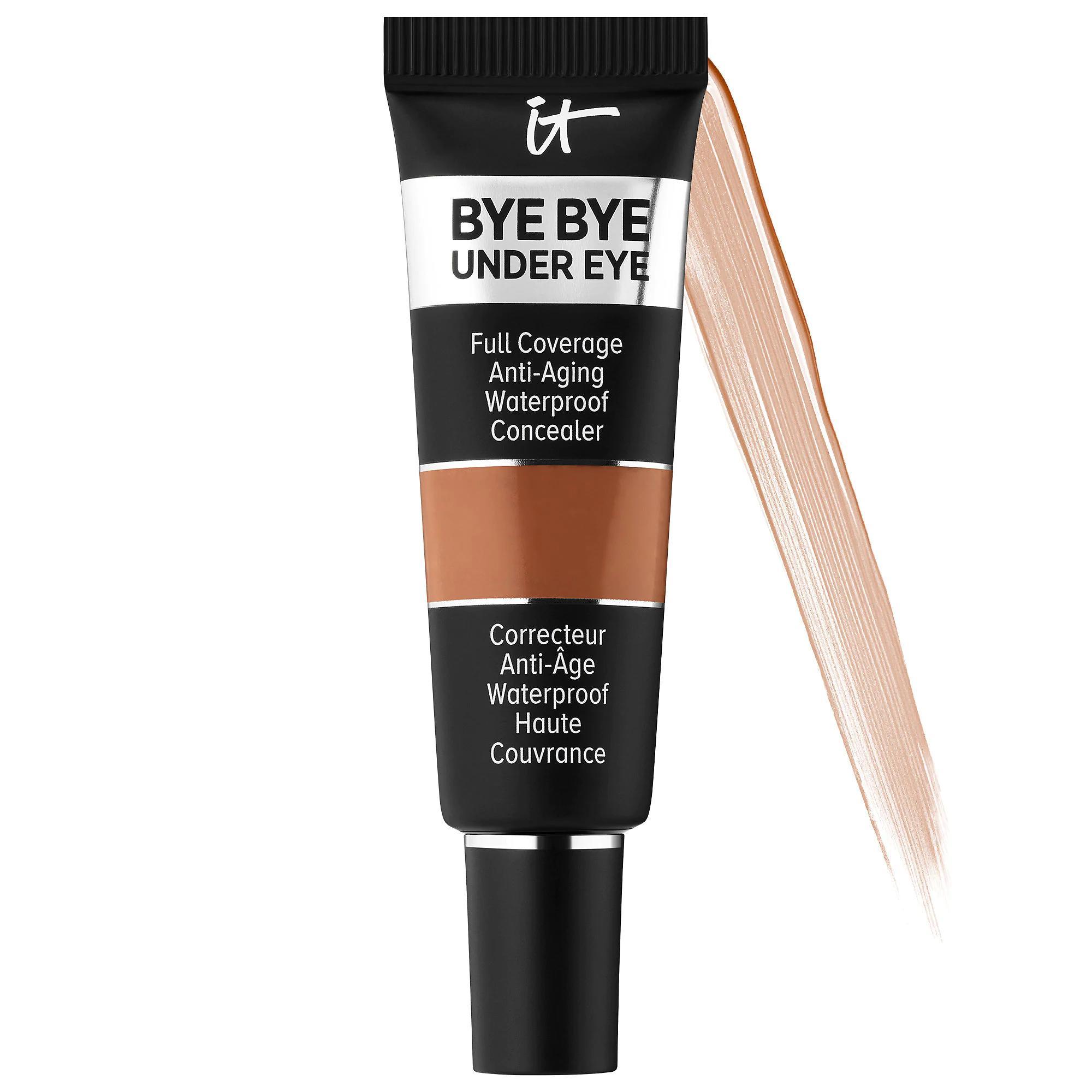 IT Cosmetics Bye Bye Under Eye Full Coverage Concealer Deep Nude 42.0
