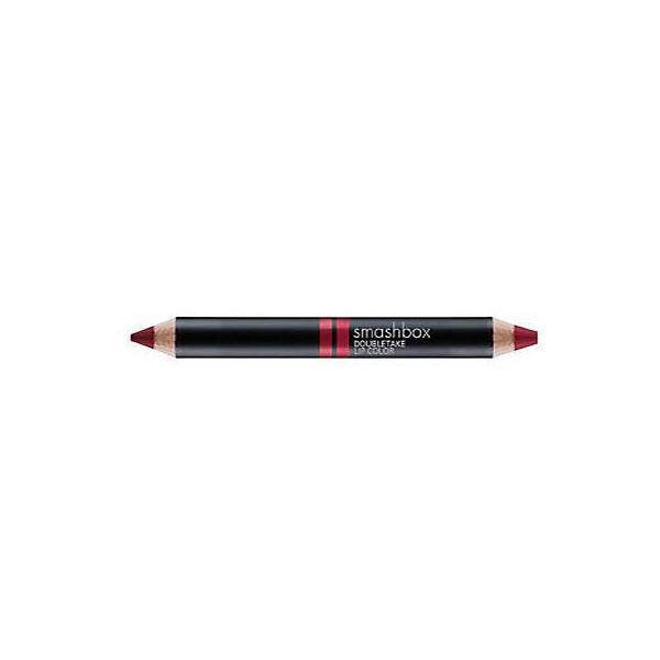 Smashbox Doubletake Lip Color Cranberry