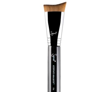 Sigma Accentuate Highlighter Contouring Brush F56