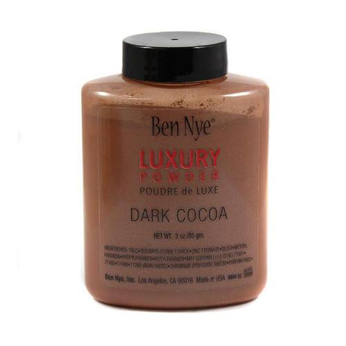 Ben Nye Luxury Powder Dark Cocoa 85g