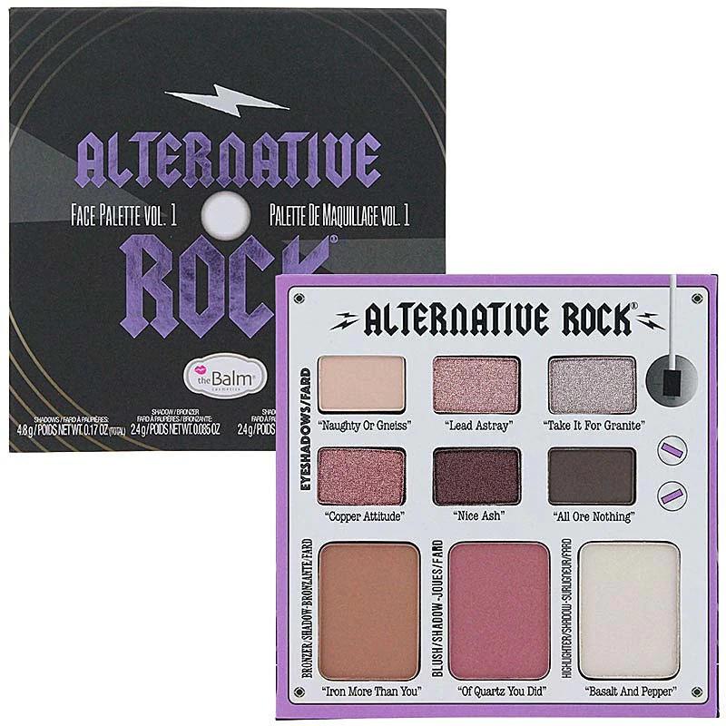 The Balm Alternative Rock Face Palette Vol. 1