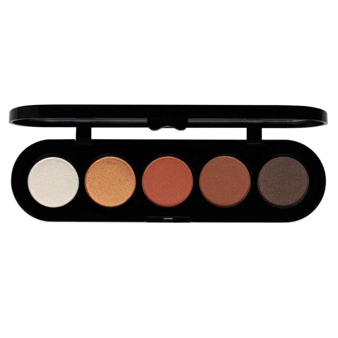 Makeup Atelier Eyeshadow Palette Honey Brown T15
