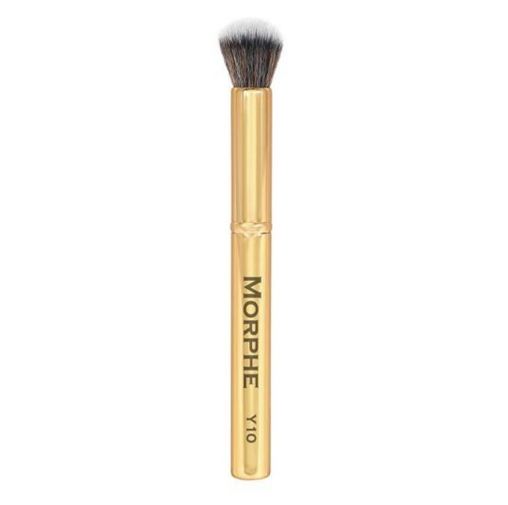 Morphe Detail Contour Brush Y10 (Gold)