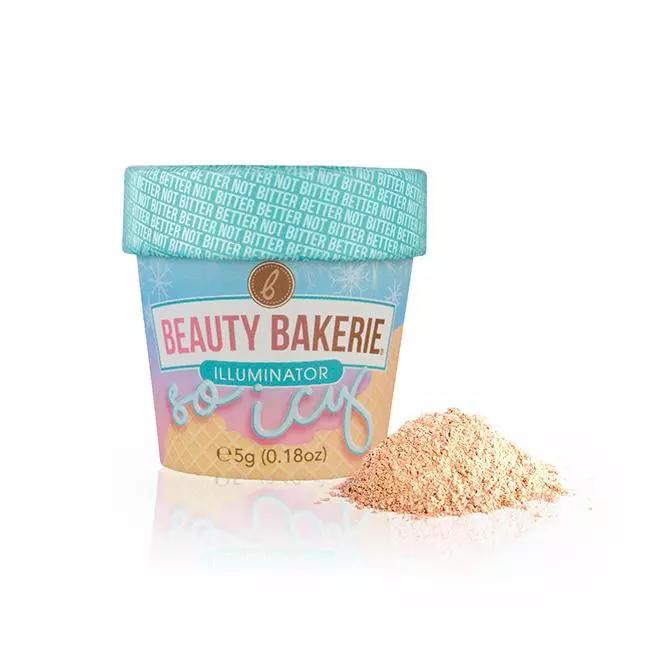 Beauty Bakerie So Icy Illuminator Frosted