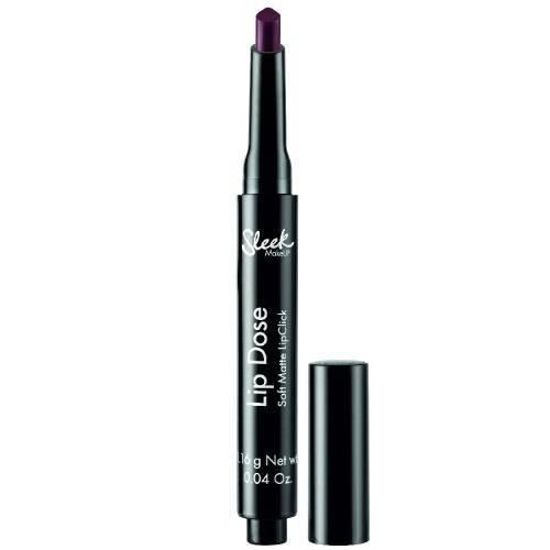 Sleek MakeUP Lip Dose Soft Matte LipClick What Your Turn